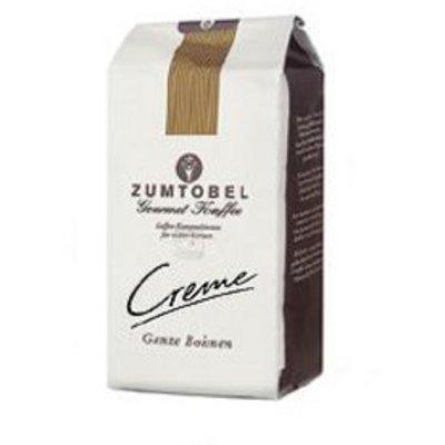 Zumtobel Gourmet-Kaffee Creme 500g ganze Bohne