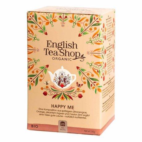 ETS Bio Wellness-Tee Happy Me