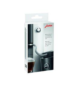 Milchschlauch mit Edelstahlummantelung HP1