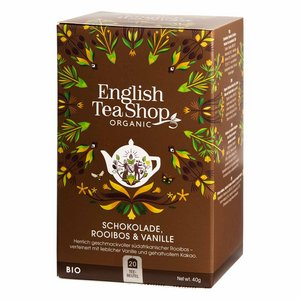 ETS Bio Rooibos Schokolade