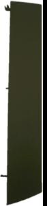 Bohnenbehälterdeckel schwarz E/F/C/D Serie
