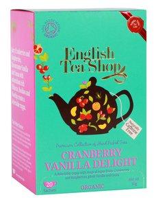 ETS Bio Cranberry Vanilla