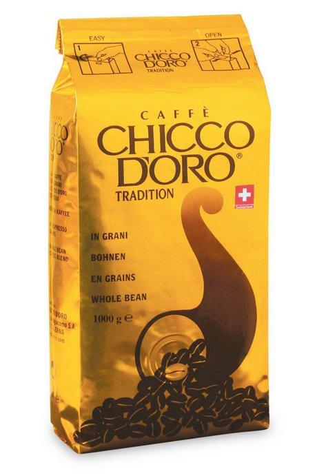 Chicco d'Oro Tradition 1000g - ganze Bohnen