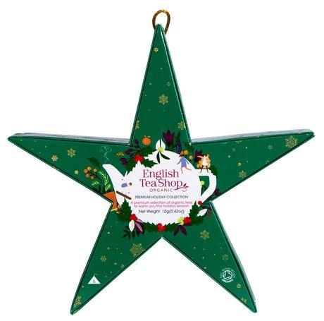 """Weihnachtsstern zum Aufhängen """"Green Star"""""""