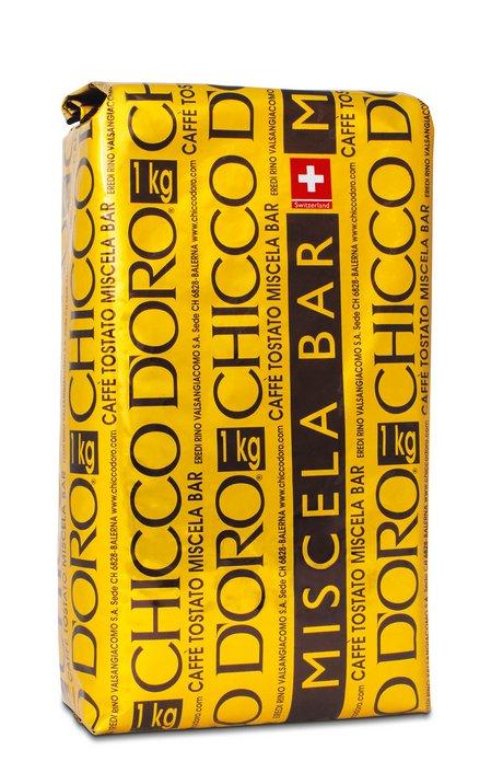 Chicco d'Oro Miscela Bar 1000g Bohnen 100% Arabica