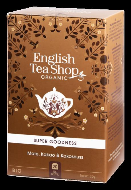 ETS Bio Envelopes Mate Kakao Kokosnuss
