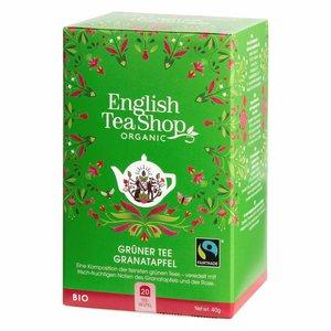 ETS Bio Tee Grüntee Granatapfel