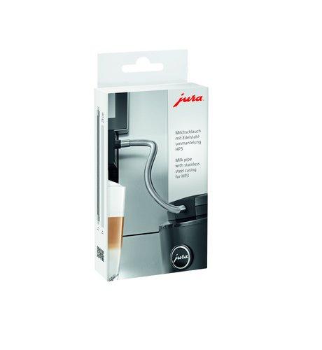 Milchschlauch mit Edelstahlummantelung HP3