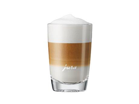 Latte-macchiato-Glas klein 2er-Set (Höhe: ca. 105 mm)