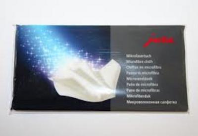 Microfasertuch Weiß