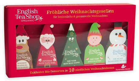 Fröhliche Weihnachtsgesellen